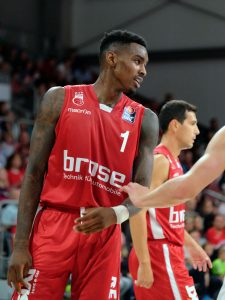 Preseason-Game 2017: Brose Bamberg vs. Basket Swans Gmunden