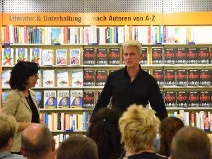 Lesung Wulf Dorn