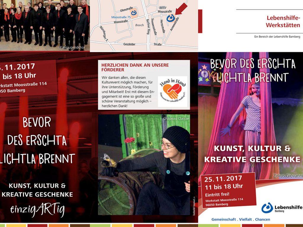 Veranstaltung Lebenshilfe Bamberg