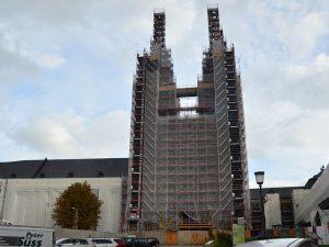 Turmbekrönung St. Michael