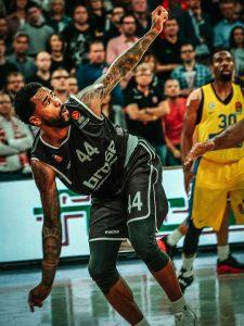 Turkish Airlines Euroleague 17/18 - 1. Spieltag: Brose Bamberg vs. Maccabi FOX Tel Aviv