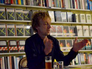 Lesung Volker Backert