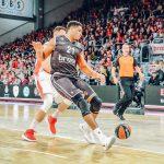 Turkish Airlines Euroleague 17/18 - 4. Spieltag: Brose Bamberg vs. Baskonia Vitoria Gasteiz