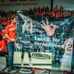 easyCredit BBL 17/18 - 7. Spieltag: Brose Bamberg vs. Alba Berlin
