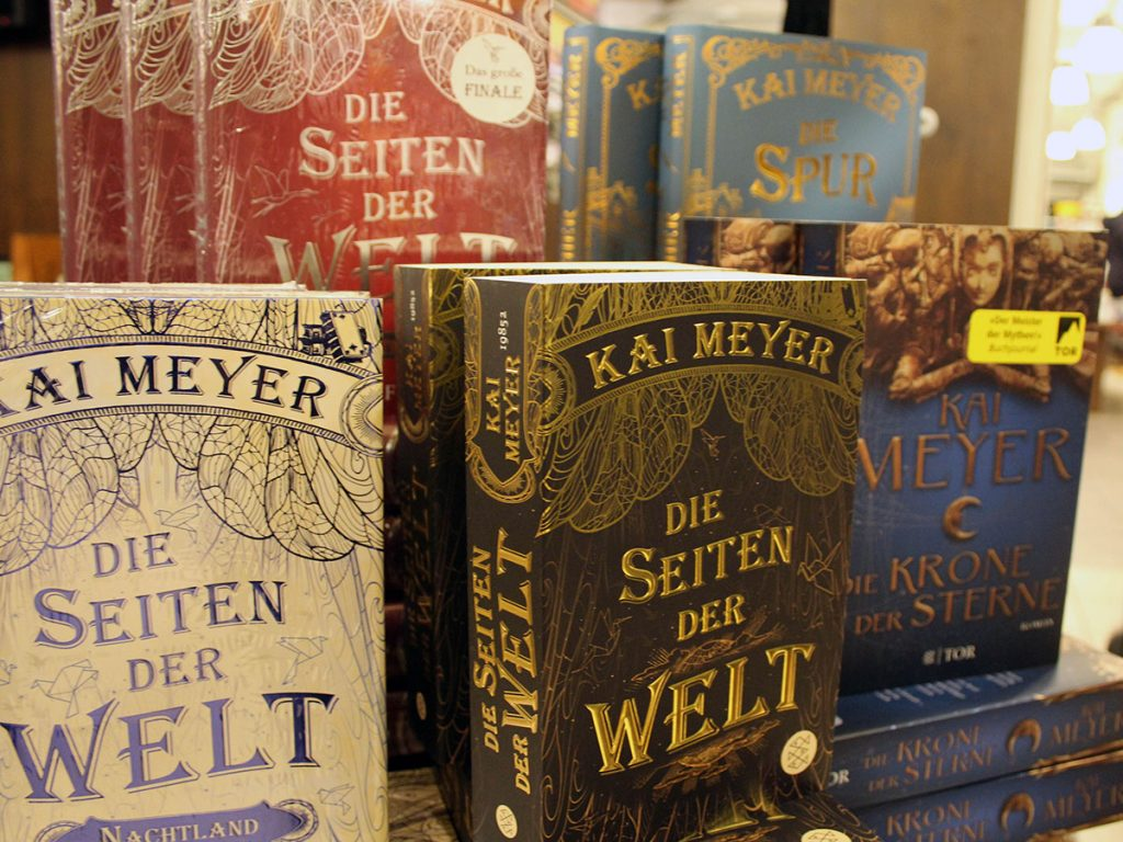 Lesung Karl Meyer