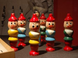 Kindheitsschätze Museum