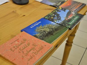 Lesung Nevel Cumart _Im Winter der Zeit