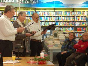 Lesung Rettl Motschenbacher