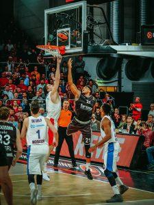 Turkish Airlines Euroleague 17/18 - 11. Spieltag: Brose Bamberg vs. ZSKA Moskau