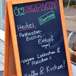 Eröffnung des ersten Unverpackt-Ladens in der Bamberger Luitpoldstraße