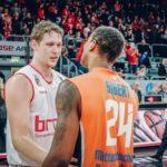 easyCredit BBL 17/18 - 15. Spieltag: Brose Bamberg vs. Mitteldeutscher BC