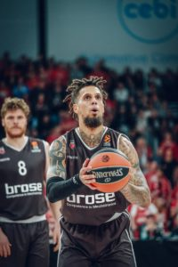 Turkish Airlines Euroleague 17/18 - 16. Spieltag: Brose Bamberg vs. BC Khimki Moskau Region