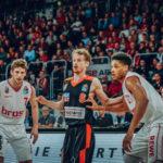 easyCredit BBL 17/18 - 17. Spieltag: Brose Bamberg vs. Ratiopharm Ulm