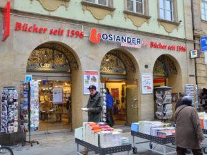 Osiander Laden Bamberg