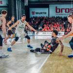 Turkish Airlines Euroleague 17/18 - 18. Spieltag: Brose Bamberg vs. Zalgiris Kaunas