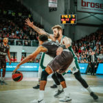 Turkish Airlines Euroleague 17/18 - 21. Spieltag: Brose Bamberg vs. Panathinaikos Superfoods Athen