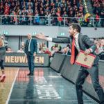 easyCredit BBL 17/18 - 21. Spieltag: Brose Bamberg vs. FC Bayern München Basketball