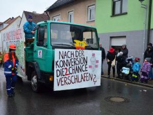 Faschingsumzug Memmelsdorf