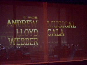 Musical Andre-Loyd Webber