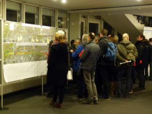 Bürgerinformationsveranstaltung zum Bahnausbau Bamberg