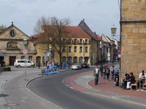 Fahradstadt Bamberg