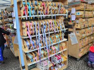 Deutsch-Holländischer Stoffmarkt Maxplatz