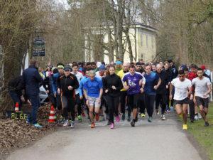 Bamberger Volkslauf - Starkes Rennen für Menschen in Not