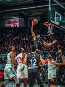 Turkish Airlines Euroleague 17/18 - 26. Spieltag: Brose Bamberg vs. Anadolu Efes Istanbul