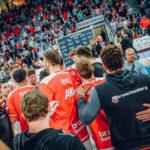 easyCredit BBL 17/18 - 18. Spieltag: Brose Bamberg vs. Medi Bayreuth