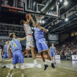 easyCredit BBL 17/18 - 33. Spieltag: Brose Bamberg vs. Basketball Löwen Braunschweig