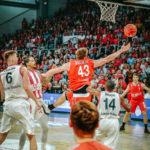 easyCredit BBL - Playoffs 2018, Viertelfinale 1: Brose Bamberg vs. Telekom Baskets Bonn