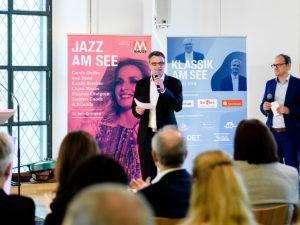 Klassik und Jazz am See Auftakt