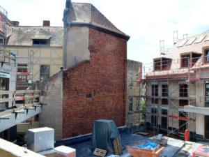 Richtfest Quartier an den Stadtmauern