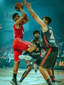 easyCredit BBL - Playoffs 2018, Halbfinale 4: Brose Bamberg vs. FC Bayern München Basketball