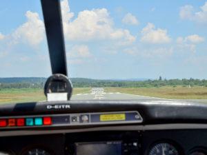 Katastrophenschutzuebung aero
