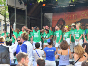 Sambafest Coburg 2018