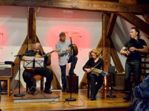 Blues und Jazz Festival Wernsdorf Eroeffnung
