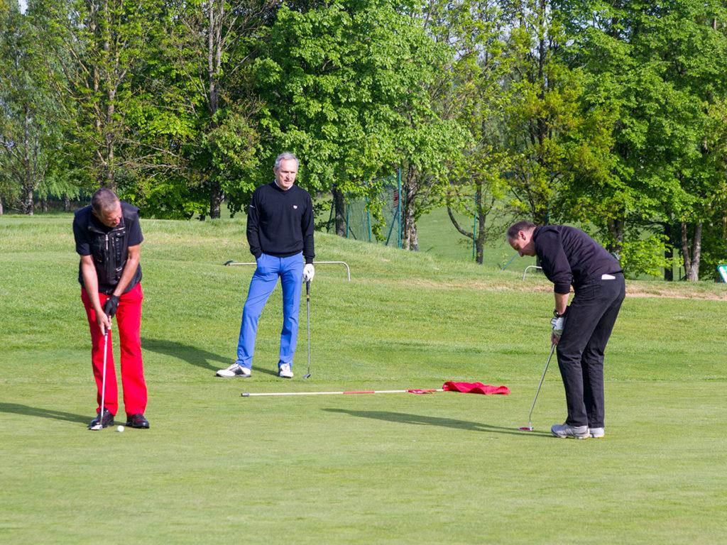 Tango und Golf Schloss Reichmannsdorf