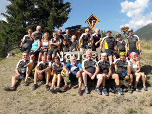Buergerradtour nach Villach