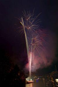 Sandkerwa 2018 - Das Abschlussfeuerwerk