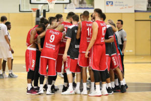 Pre-Season 2018: Brose Bamberg vs. MLP Academics Heidelberg