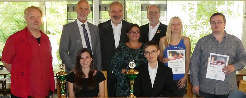 Bayrische Schachmeisterschaft