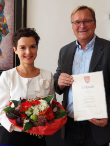 Neue Familienbeauftragte Caroline Lang