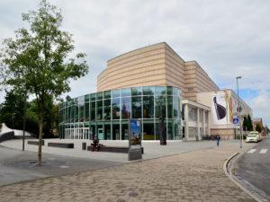 25.Jubilaeum Konzerthalle