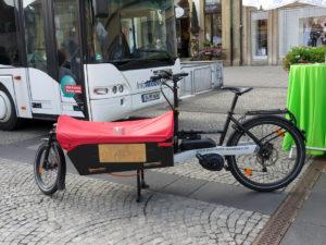 """Am 22. September präsentiert die Stadt Bamberg auf dem Maxplatz ein breites Themenspektrum zum Thema """"Verkehrsmittelvielfalt""""."""