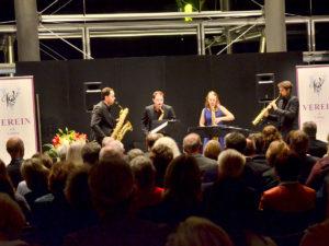 Arcis Saxophon Quartett HUK Coburg