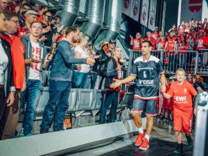 BCL-Saison 18/19 - Gruppe C, 2. Spieltag: Brose Bamberg vs. JDA Dijon