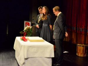 Ehrung Tanja Kinkel E.T.A Hoffmann Theater