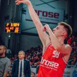 easyCredit BBL 18/19 - 5. Spieltag: Brose Bamberg vs. Mitteldeutscher BC