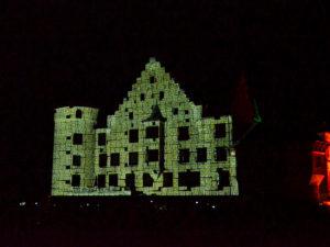 Weihnachtszeit Schloss Eyrichshof